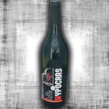 Hypocras rouge 75cl vin du moyen age