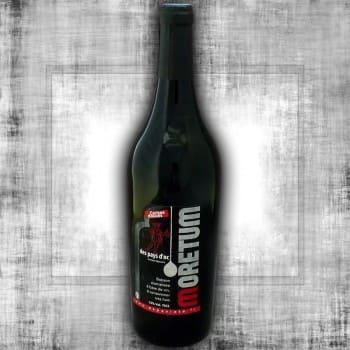 Moretum à la cerise douce - vin du moyen age - 75cl