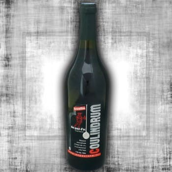 Coulindrum - red currants 75cl