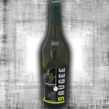 Saugée - wine with sage 75cl