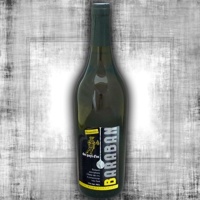Baraban - vin au Pissenlits 75cl